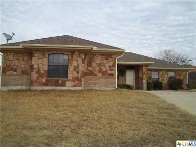 Killeen Single Family Home For Sale: 5508 Spring Valley