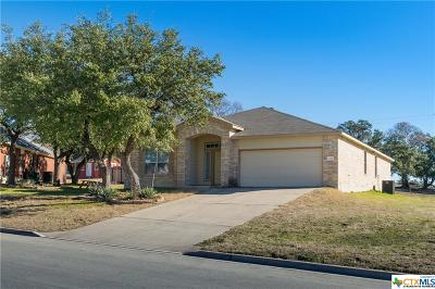 Killeen Single Family Home For Sale: 431 Trails End