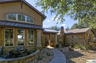 Belton Single Family Home For Sale: 4411 Lago Vista Drive