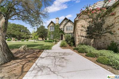 Comal County Single Family Home For Sale: 838 Uluru