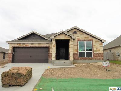 Belton Single Family Home For Sale: 514 Bella Rose