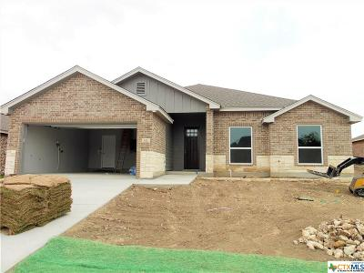 Belton Single Family Home For Sale: 522 Bella Rose