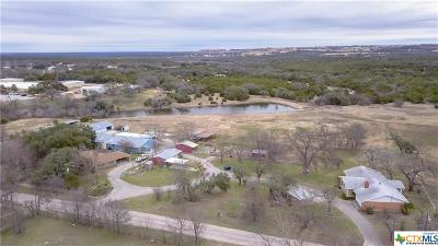 Coryell County Single Family Home For Sale: 253 & 341 Langford Cv Road #253