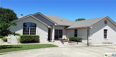 Gatesville Single Family Home For Sale: 202 River Place West
