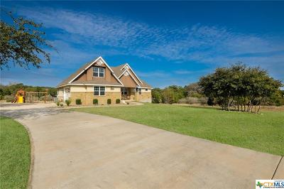 New Braunfels Single Family Home For Sale: 1061 Bridlewood