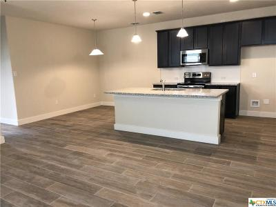 New Braunfels Condo/Townhouse For Sale: 721 Milestone Park #24-A