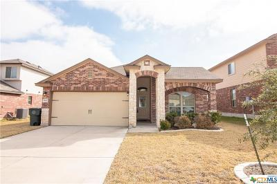 Bell County Single Family Home For Sale: 5847 Stanford Drive