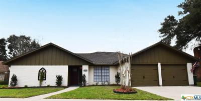 Victoria TX Single Family Home For Sale: $219,885