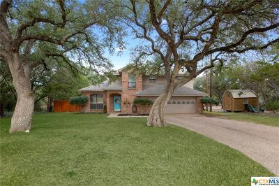 Belton Single Family Home For Sale: 7 Mojave