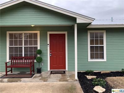 Nolanville TX Single Family Home For Sale: $109,900