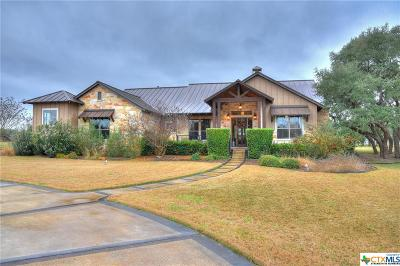 New Braunfels Single Family Home For Sale: 110 Western Oaks