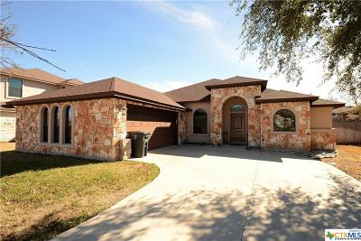 Killeen Single Family Home For Sale: 5302 Fiesta Oak Drive