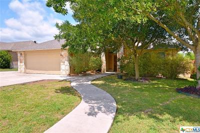 New Braunfels TX Single Family Home For Sale: $298,888