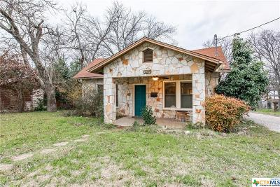 Comal County Single Family Home For Sale: 1452 Stonewall