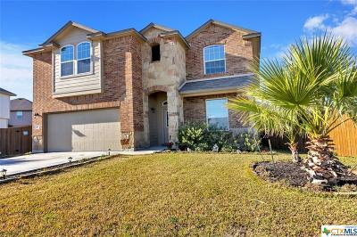 Jarrell TX Single Family Home For Sale: $239,900