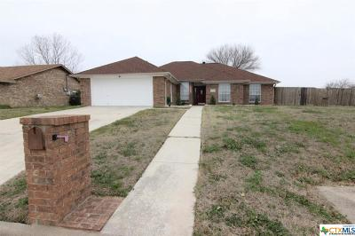 Harker Heights Single Family Home For Sale: 1700 Lynx