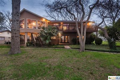 Seguin Single Family Home For Sale: 444 Turtle Lane