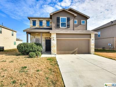 New Braunfels Single Family Home For Sale: 652 Community
