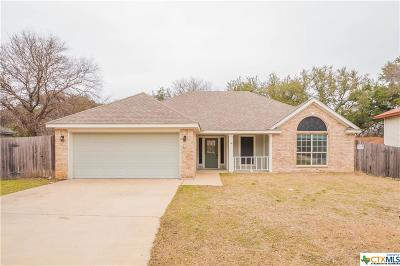 Belton Single Family Home For Sale: 14 Sycamore Court