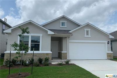 New Braunfels Single Family Home For Sale: 3956 Legend Rock