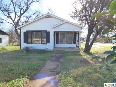 McLennan County Single Family Home For Sale: 801 Dearborn Street
