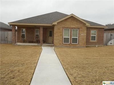 Lampasas Single Family Home For Sale: 26 Samac Lane