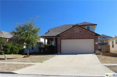 Killeen Single Family Home For Sale: 5104 Lions Gate Lane