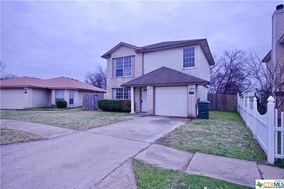 Killeen Single Family Home For Sale: 2306 Tracey Ann Lane