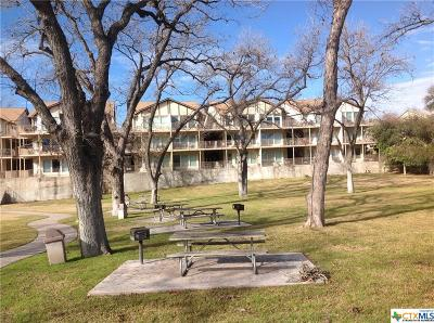 New Braunfels Condo/Townhouse For Sale: 730 E Mather #C-202