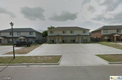 Killeen Single Family Home For Sale: 4400 Sylvia