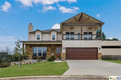New Braunfels Single Family Home For Sale: 14 Trail View