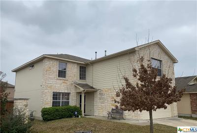 Elgin Single Family Home For Sale: 18400 Cloudmore Ln