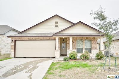 Belton, Temple Single Family Home For Sale: 6331 Ambrose Circle