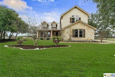 New Braunfels Single Family Home For Sale: 1021 Oak Turn