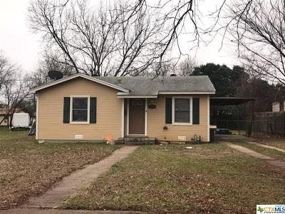 Killeen Single Family Home For Sale: 704 W Church Street
