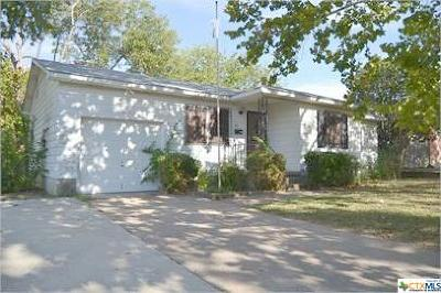 Killeen Single Family Home For Sale: 1008 S 8th Street