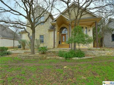 San Marcos Single Family Home For Sale: 203 Sierra Ridge