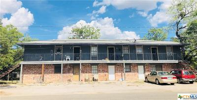 Lampasas Multi Family Home For Sale: 705 S Broad