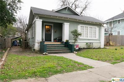 Temple TX Single Family Home For Sale: $84,900