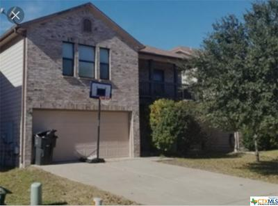 Belton, Temple Single Family Home For Sale: 420 Fallen Leaf