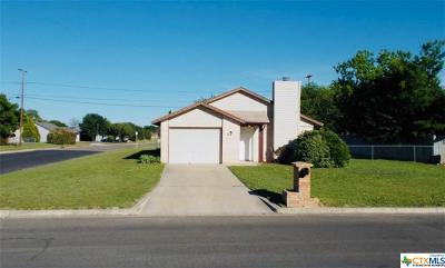 Killeen Single Family Home For Sale: 2108 Silverhill