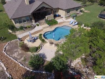 New Braunfels Single Family Home For Sale: 2132 Oakwood Hollow