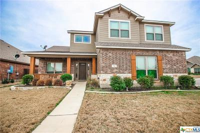 Temple TX Single Family Home For Sale: $245,000