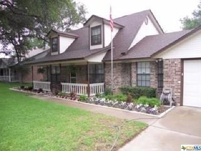 Belton Single Family Home For Sale: 201 St Andrews Place