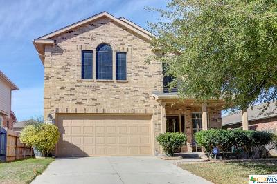 Schertz Single Family Home For Sale: 2709 Sterling Way