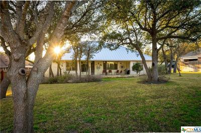 Lampasas Single Family Home For Sale: 1905 Diamond Ridge