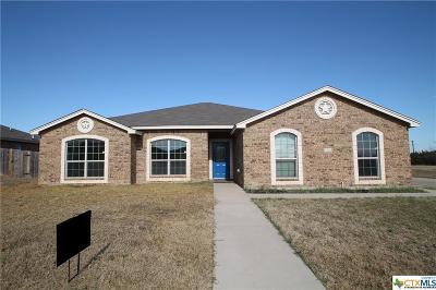 Killeen Single Family Home For Sale: 1201 Vanguard Lane