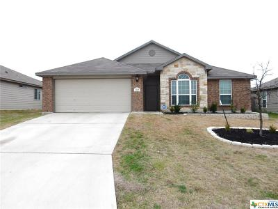 Bell County Single Family Home For Sale: 1123 Roanoke Drive