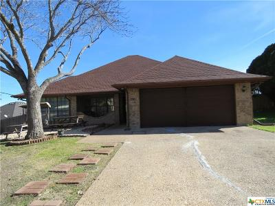 Harker Heights Single Family Home For Sale: 705 End O Trail
