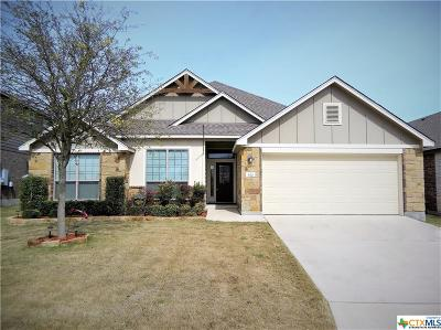 Temple, Belton Single Family Home For Sale: 620 Copper Ridge